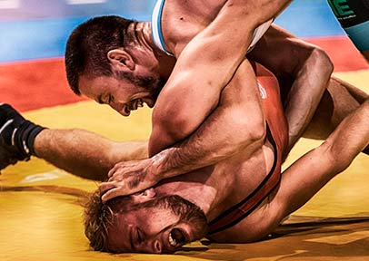 Grappling en murcia en CD Verdolay