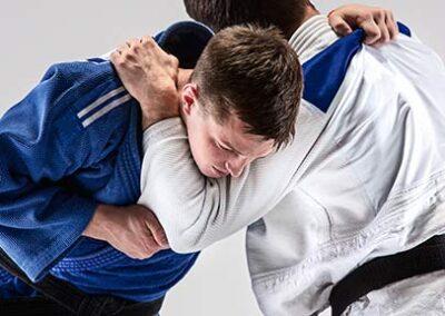 Judo en CD Verdolay
