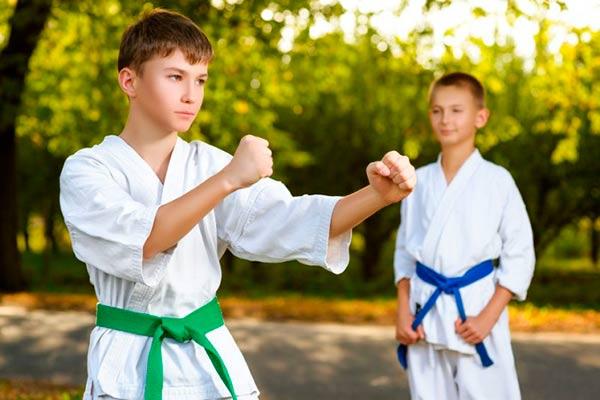 taekwondo infantil murcia